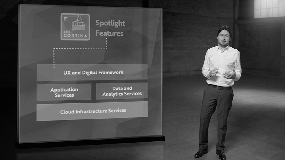Keynote Chapter 2: What's New in Cortina